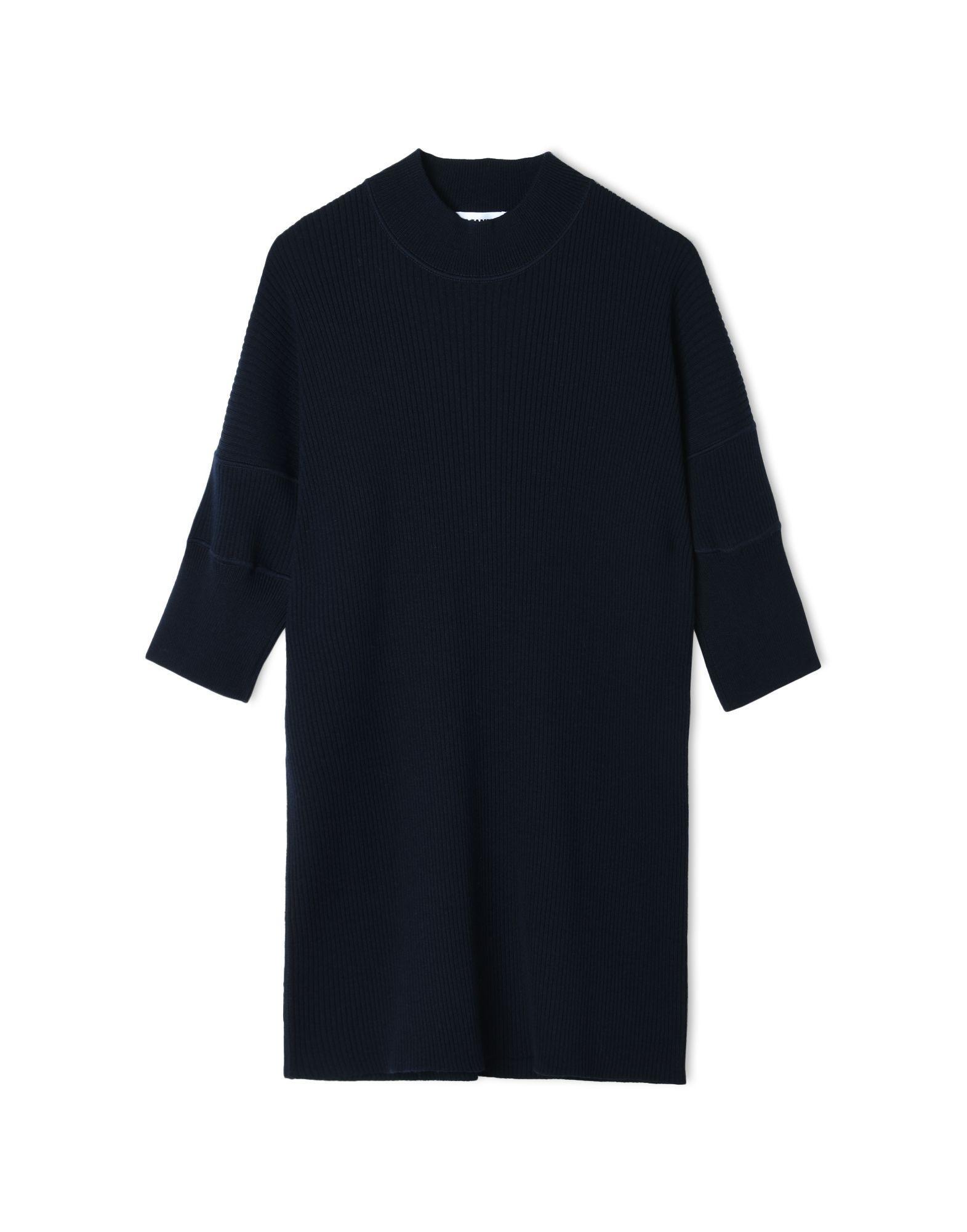 Jil Sander Sweater - Dark Blue