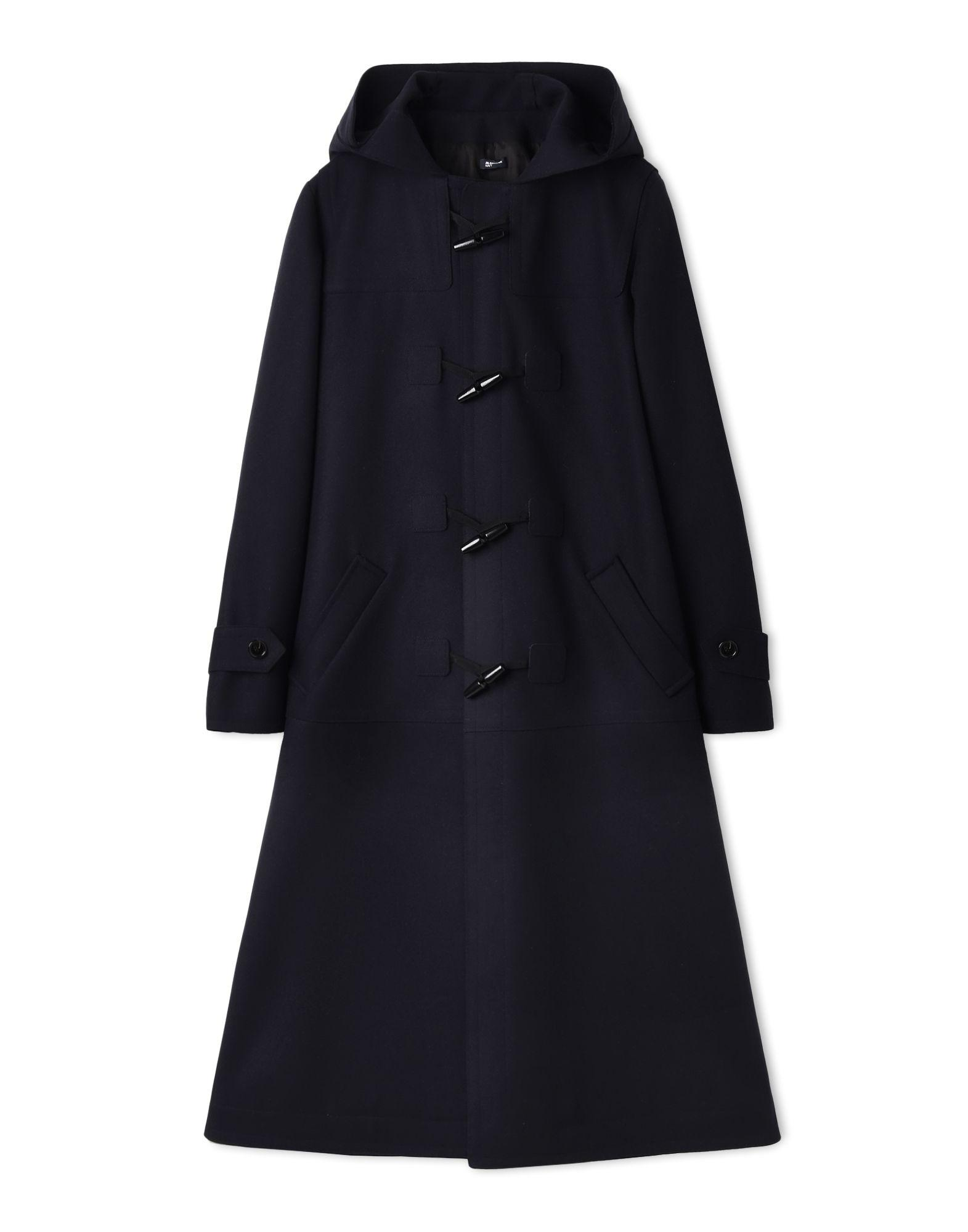 Jil Sander Coat - Dark Blue