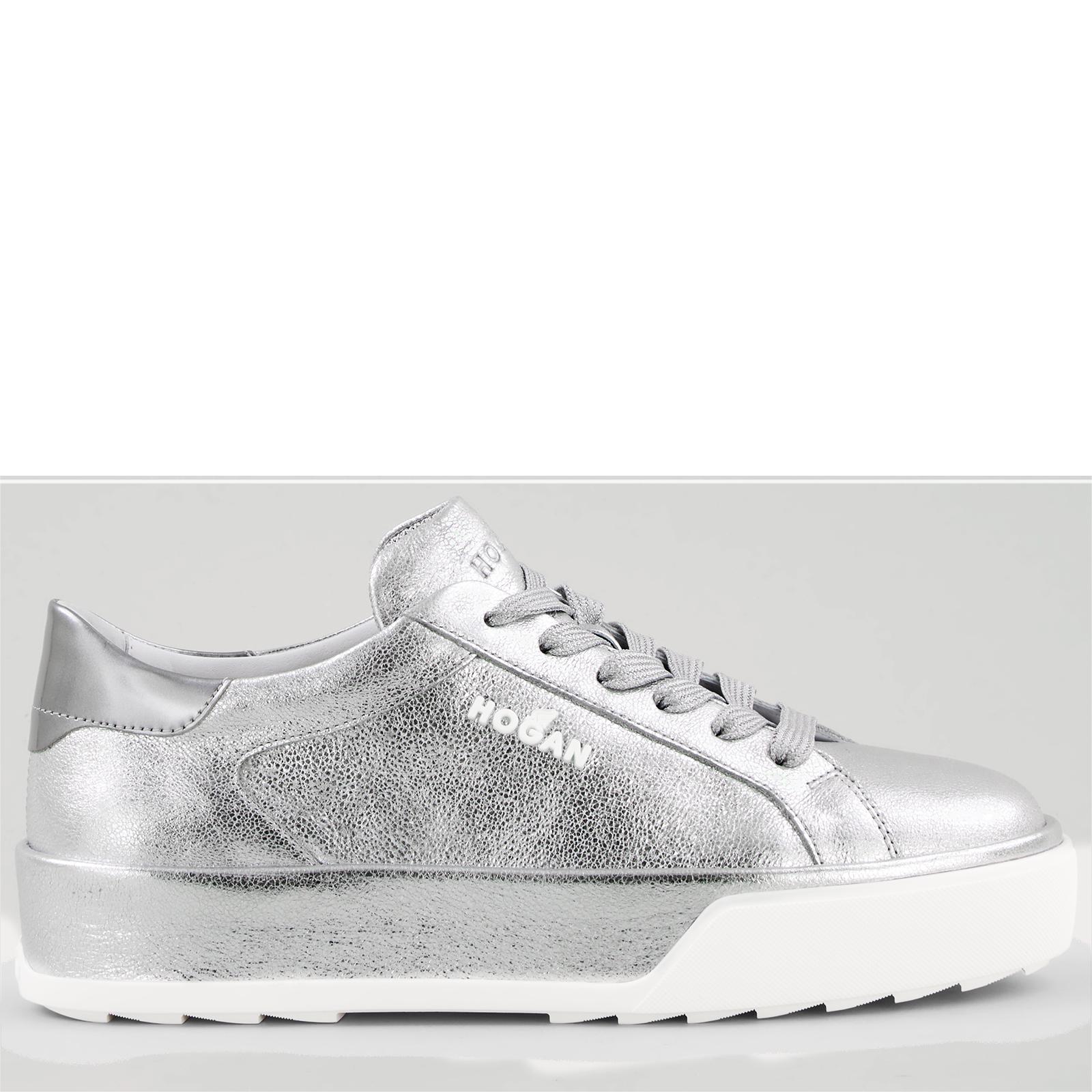 Hogan - Sneakers - H320 In Silber | ModeSens