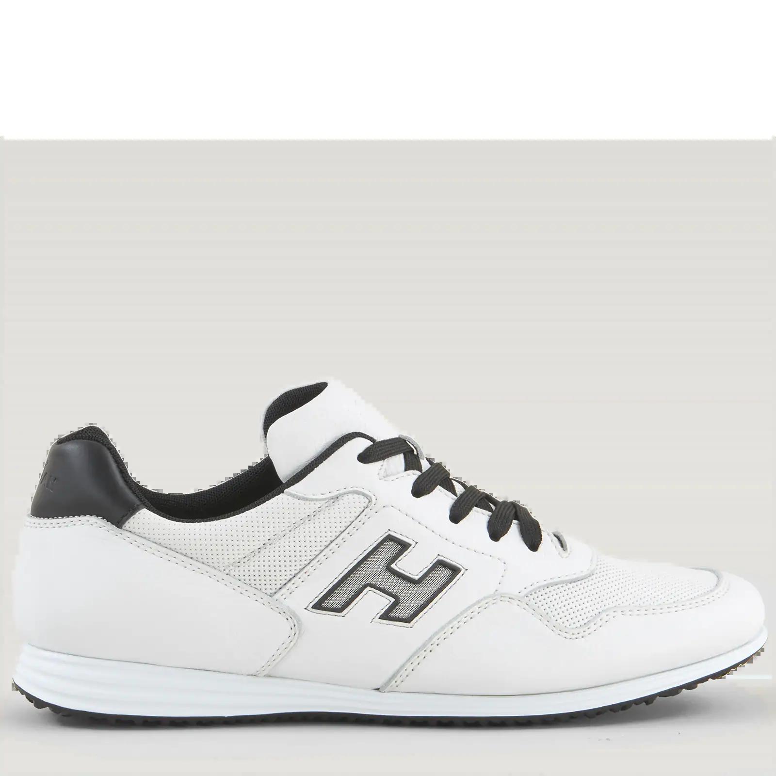 Hogan - Olympia X - H205 In Schwarz,silber,weiss | ModeSens
