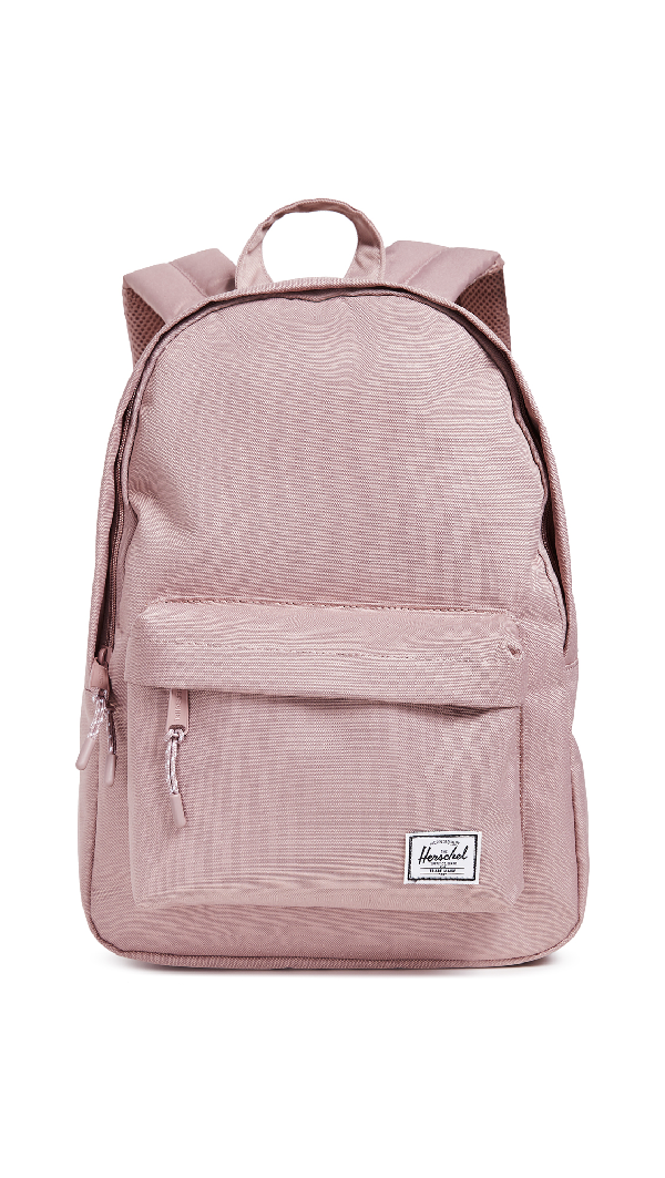 f0657b383d9 Herschel Supply Co. Classic Mid Volume Backpack - Pink In Ash Rose ...