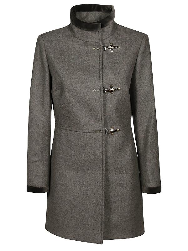 new concept d5d9a 0f980 Virginia Toggle Coat in Grey