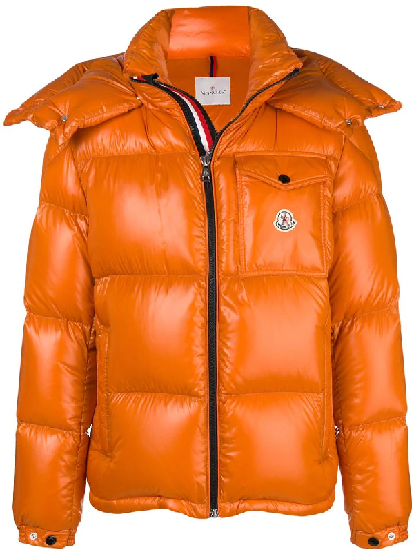 88a3decba Montbeliard Quilted Shell Down Jacket in Yellow