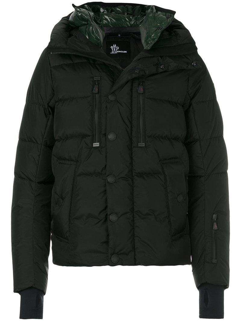 6eeda6ac2 Rodenberg Quilted-Down Ski Jacket in Black