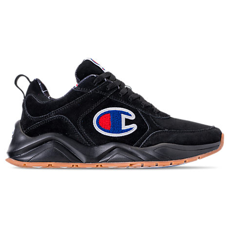 c2e8ab791 CHAMPION. Men s 93Eighteen Suede Chenille Athletic Training Sneakers From  Finish ...