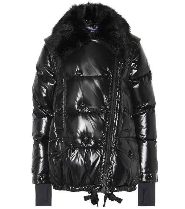 d0e89f287529 Moncler Grenoble 3 Seelisberg Ski Jacket In Black   ModeSens