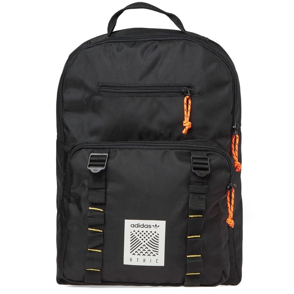 adidas Originals Haven CQ3036 Black| Orange Jungle