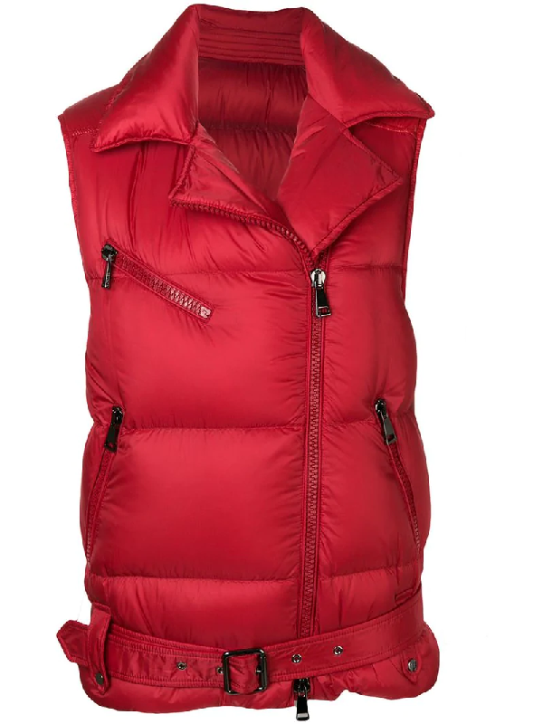 cada95b6981 Moncler Gear Down Vest In Red | ModeSens