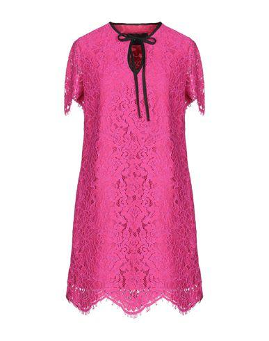 Marco Bologna Short Dress In Fuchsia