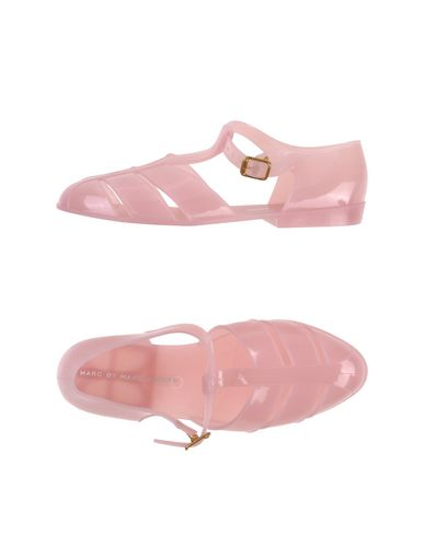 Marc By Marc Jacobs Sandals In Light Pink