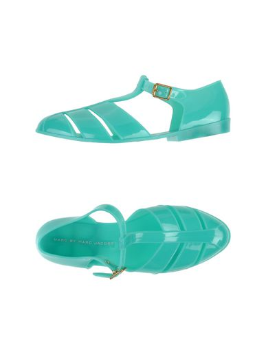 Marc By Marc Jacobs Sandals In Light Green