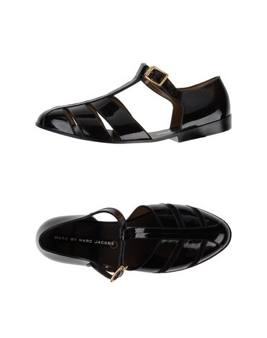 Marc By Marc Jacobs Sandals In Black