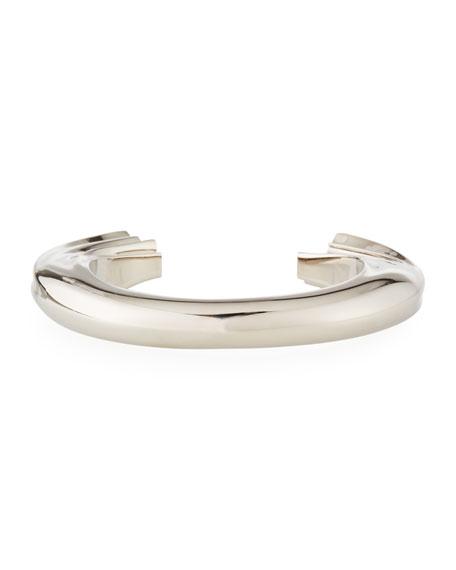 3e910422e88afb Saint Laurent Ysl Opyum Cuff Bracelet In Gray | ModeSens