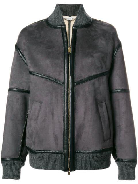 Stella Mccartney Nola Jacket In Grey