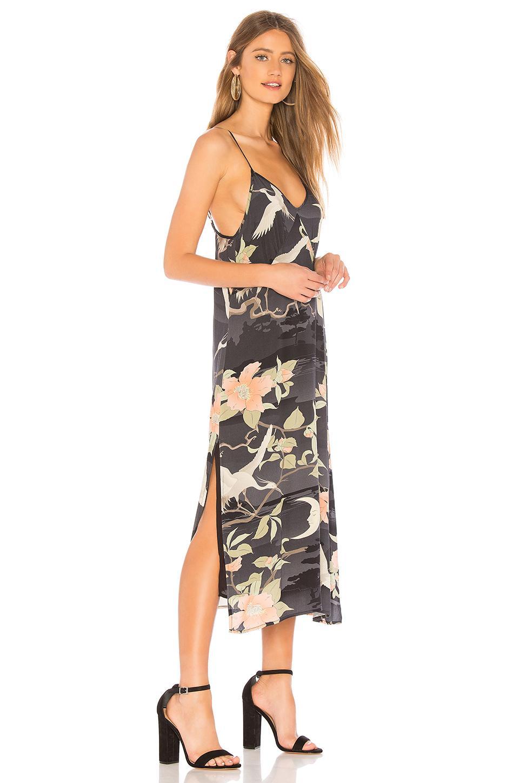 0f0873e3ec7 Spell & The Gypsy Collective X Revolve Nightingale Slip Dress In Black