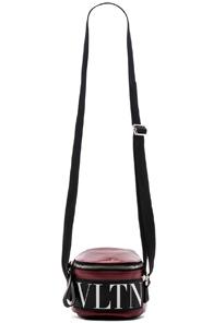 ce0f44bf4b2 Valentino Vltn Camera Bag In Red,Metallic | ModeSens