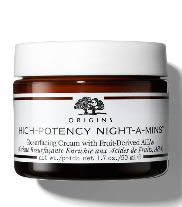 Origins High-potency Night-a-mins™ Resurfacing Cream With Fruit-derived Ahas 1.7 oz/ 50 ml In White