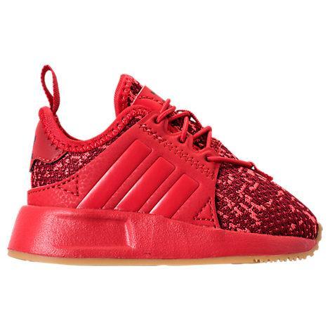 101e2143fd3b Adidas Originals Boys' Toddler Originals X Plr Casual Shoes, Red ...