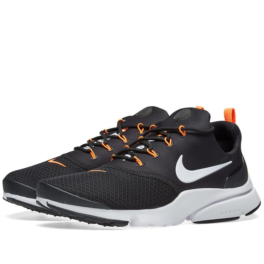 ab10575c30c2 Nike Men s Presto Fly Just Do It Casual Sneakers From Finish Line In Black