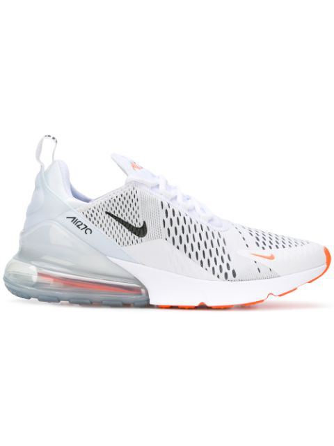 huge selection of 6097c 5af8b Men's Air Max 270 Casual Sneakers From Finish Line in White