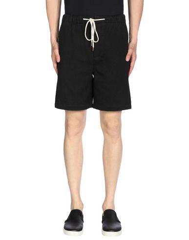 Fanmail Denim Shorts In Black