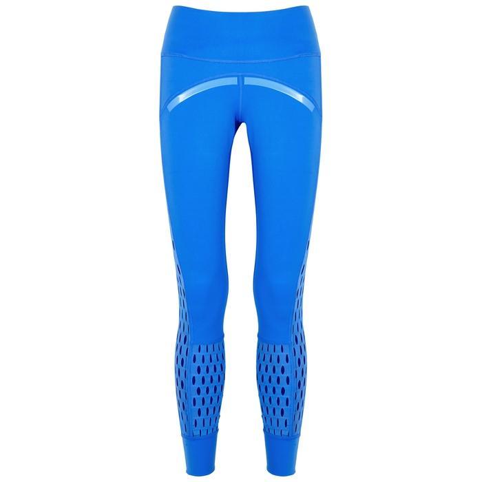 cdb3cb64521ff1 Adidas By Stella Mccartney Adidas X Stella Mccartney Training Believe This  Econyl Leggings In Blue. Harvey Nichols