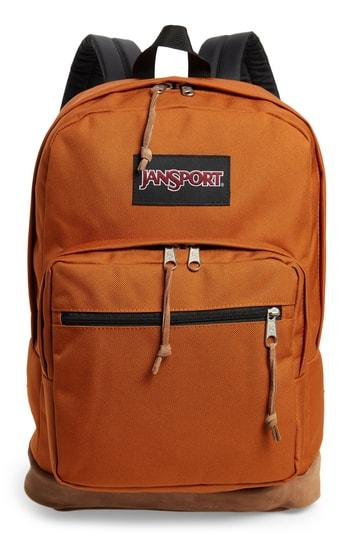 edacab68a0 Jansport Right Pack Backpack - Brown In Brown Canyon