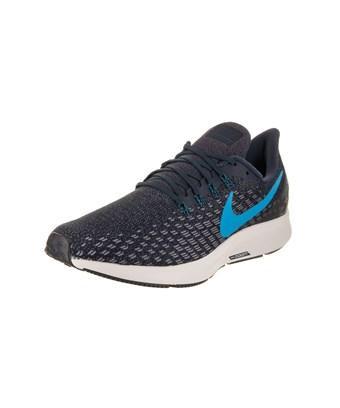 df8dd3194f80 Nike Men s Air Zoom Pegasus 35 Running Shoe In Obsidian Blue Hero Gunsmoke