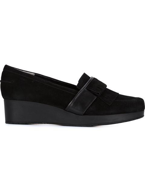 Robert Clergerie 'Natir' Loafers In Black