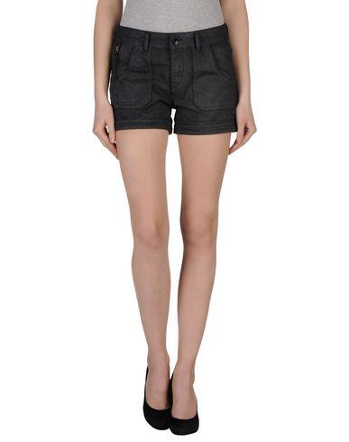 Diesel Denim Shorts In Black
