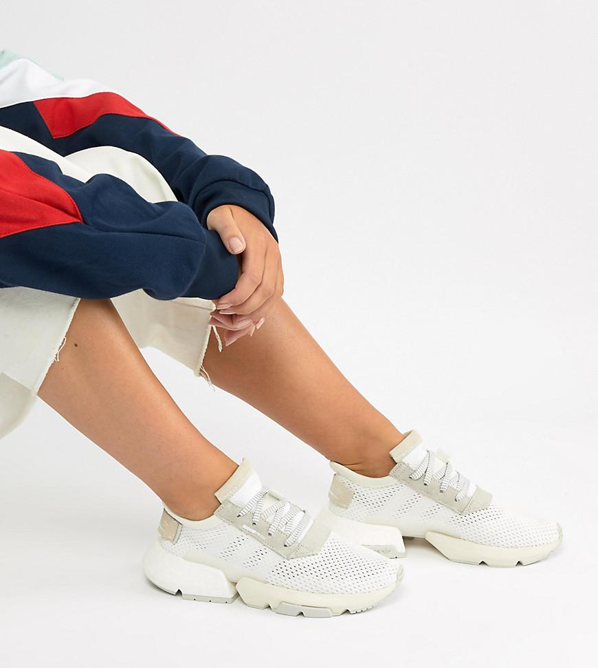 Adidas Originals Pod-S3.1 Sneakers In Triple White - White  2541e557a