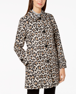 0db9f4725ba3 Kate Spade Leopard Print Transitional Jacket In Caramel | ModeSens