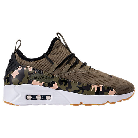 promo code 8d8a6 53478 Nike Men s Air Max 90 Ez Casual Sneakers From Finish Line In Green