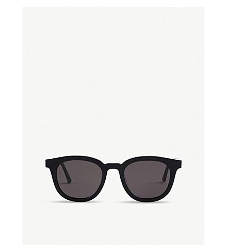 Gentle Monster Key West Acetate Sunglasses In Black