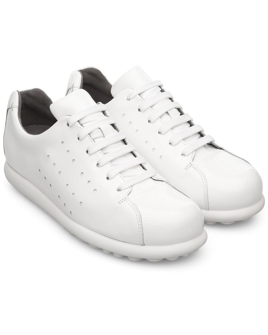 396c8c6483528 Camper Pelotas Ariel Leather Sneaker In Nocolor
