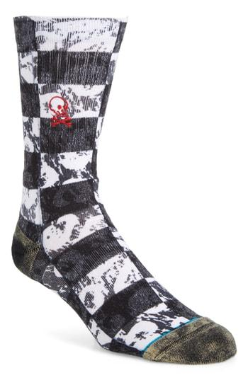 Stance Filthy Animal Crew Socks in Black