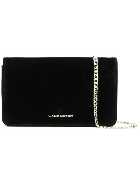 Lancaster Large Clutch Bag In Black