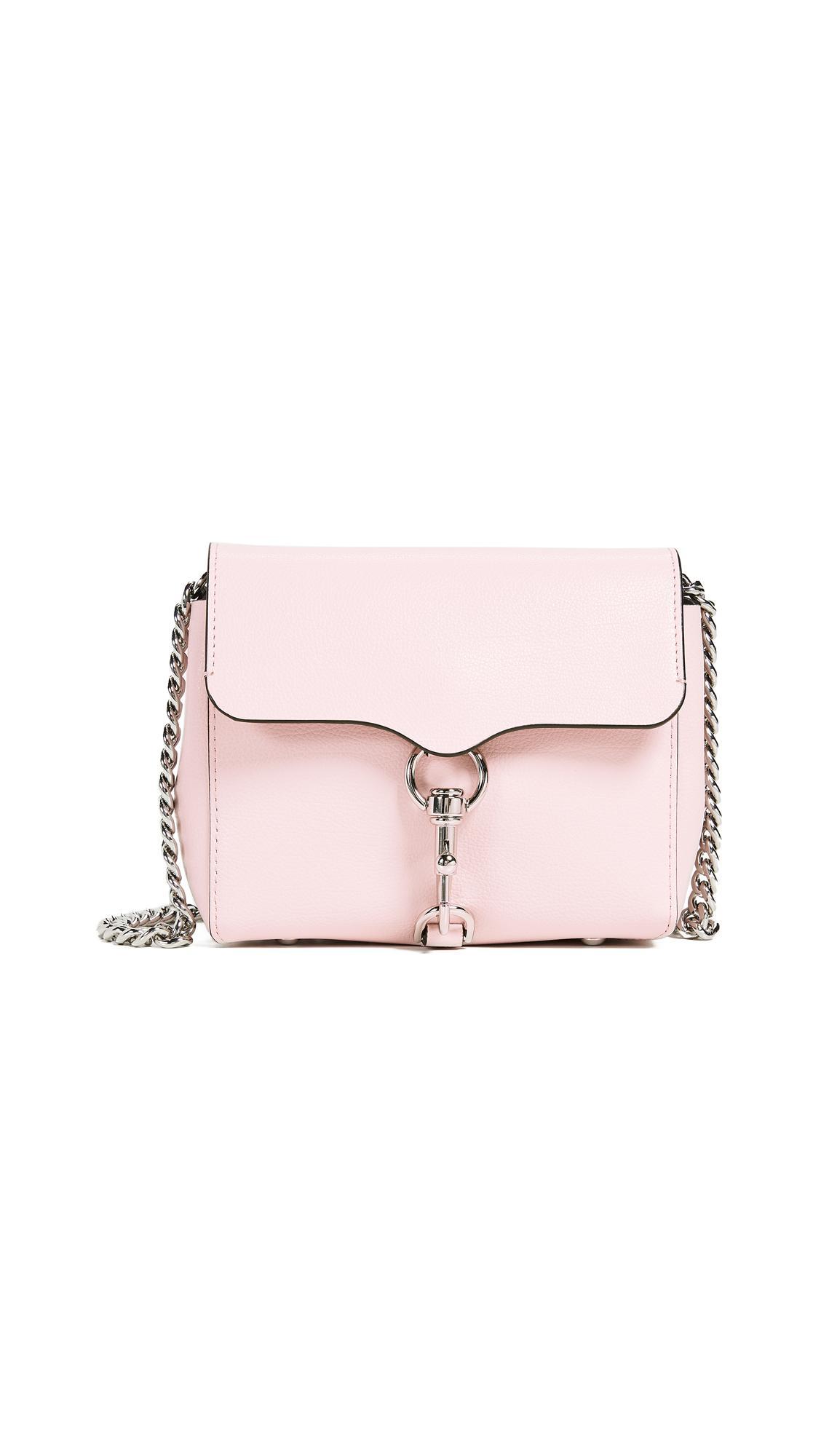 792acaee96bba Rebecca Minkoff Stella Cross Body Bag In Peony   ModeSens