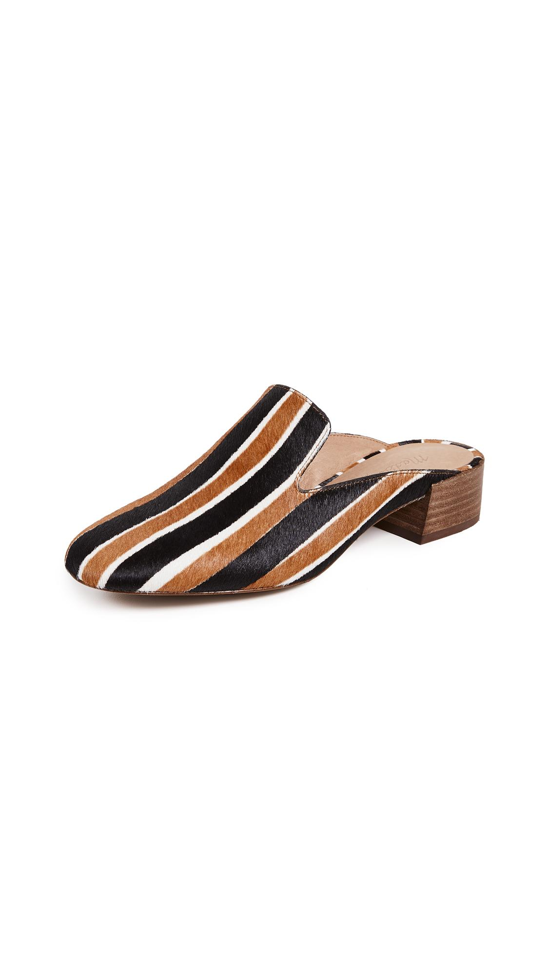 9a49a5d7605 Madewell The Willa Loafer Mules In Acorn Multi