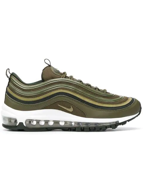 online store e8d8f 95497 Air Max 97 Sneakers in Green