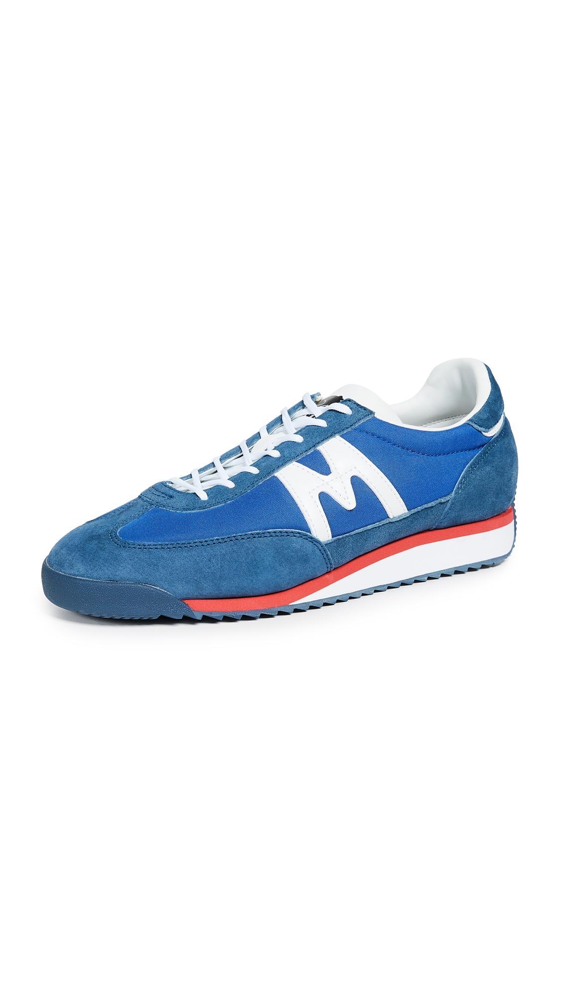eba5a4281c9 Karhu Championair Sneakers In Classic Blue White