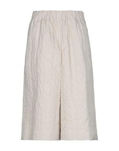 Jil Sander 3/4-Length Shorts In Beige
