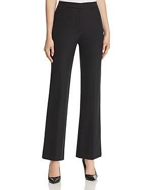 Rebecca Taylor Phoebe Wide Leg Pants - 100% Exclusive In Black
