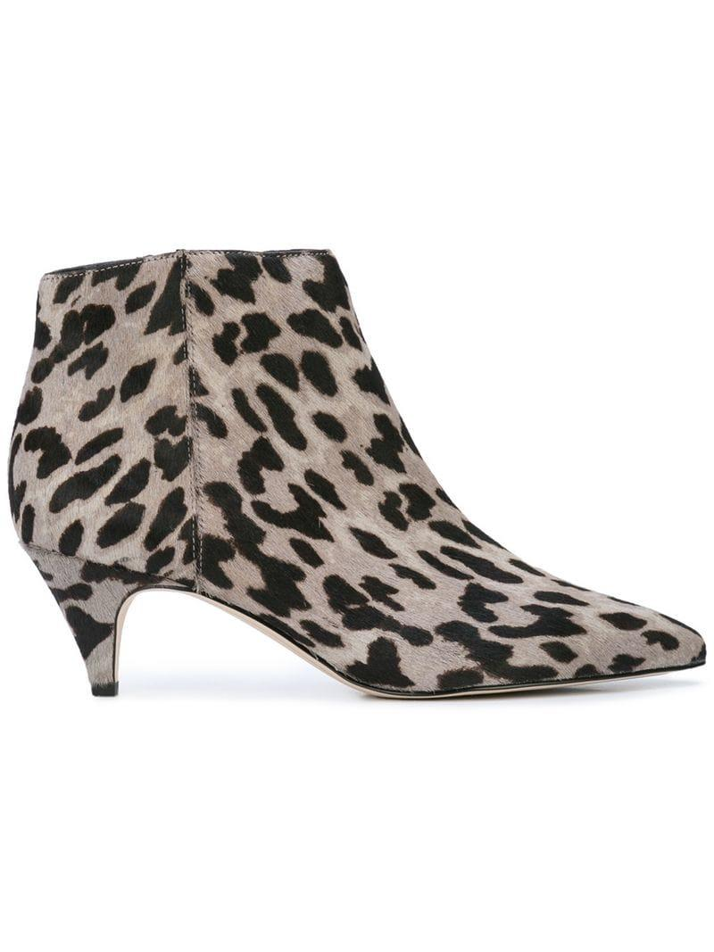 512d53a95048 Silver patent leather Kinzey ankle boots from Sam Edelman.