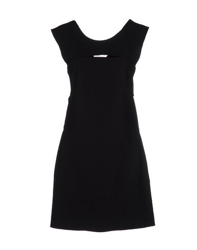 Iro Short Dress In Black