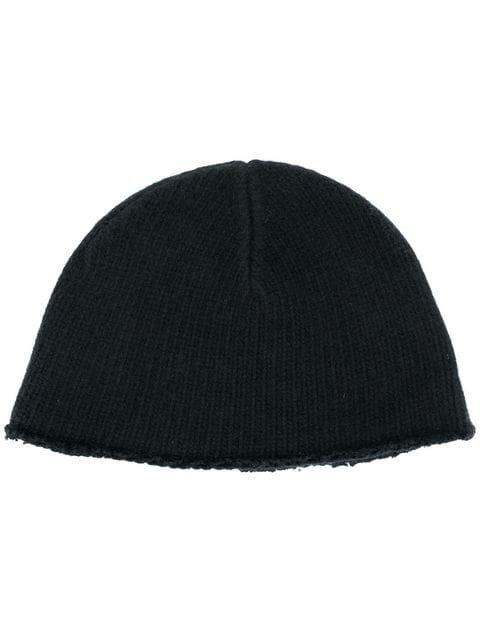 47702b7b46e Marni Distressed Beanie - Black