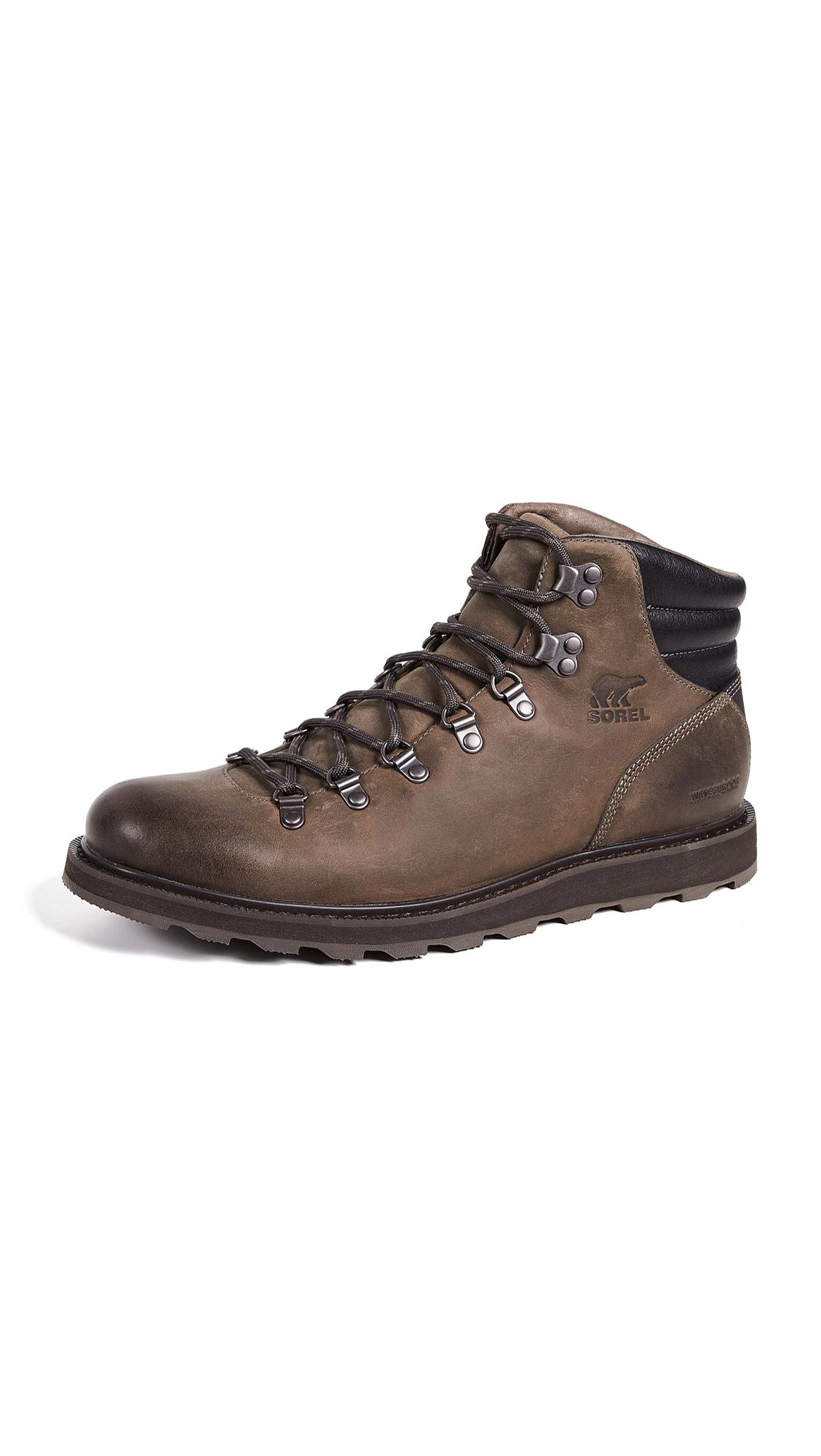 2157eac90bf MADSON WATERPROOF HIKER BOOTS