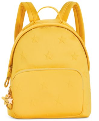 e3e8156b Tommy Hilfiger Sporty Neoprene Stars Mini Backpack In Yellow | ModeSens