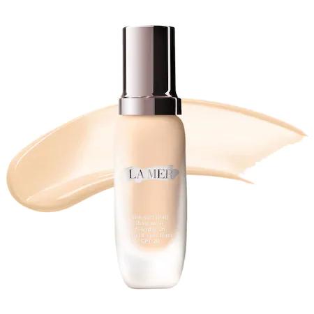 La Mer The Soft Fluid Long Wear Foundation Spf 20 180 Linen - Very Light Skin With Warm Undertone 1 oz/ 30  In 13 - Linen