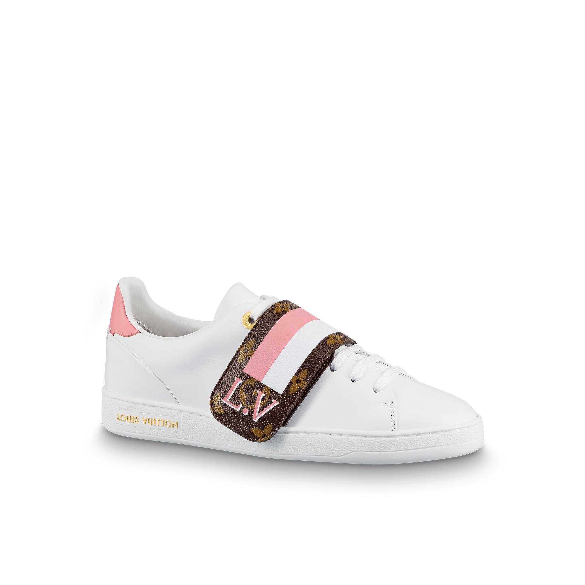 66ba34648742 Louis Vuitton Frontrow Sneaker